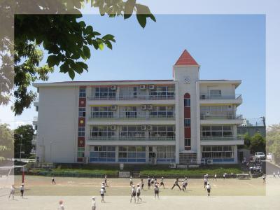 橘小学校校舎